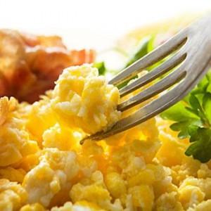 Äggröra