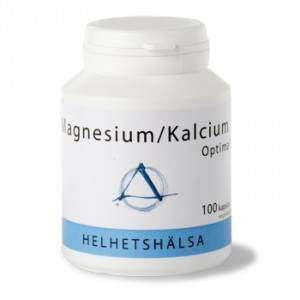 Magnesiu:Kalcium