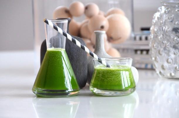Grön boost