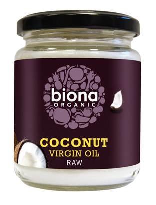 Kokosolja Biona