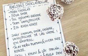 Karlsdals chokladbollar