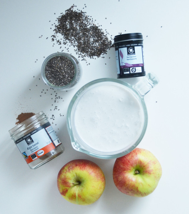 IngredienserChia