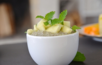 Ananas- och limechia